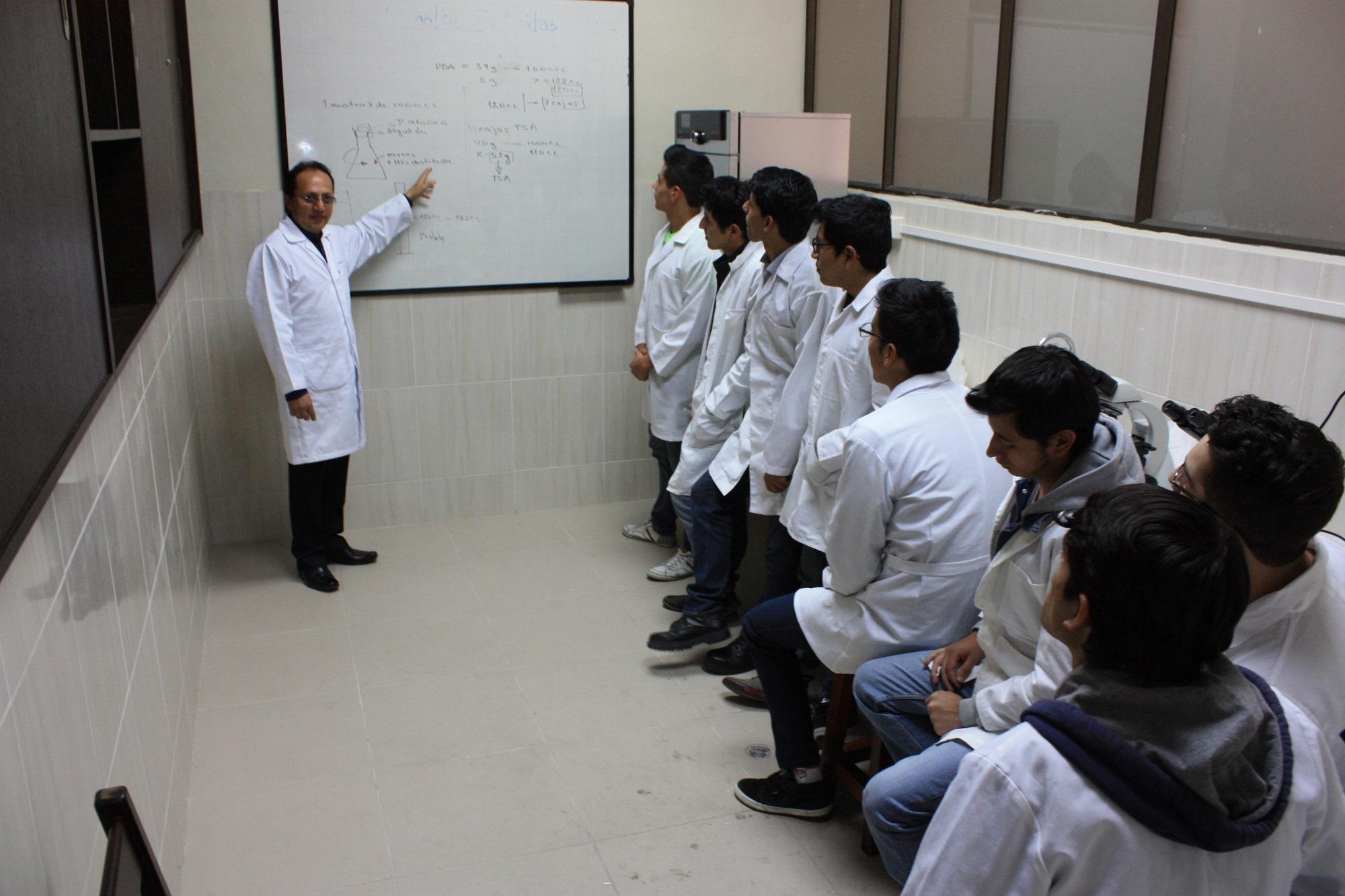 Grupo de Investigación Ambiental y Biotecnológica